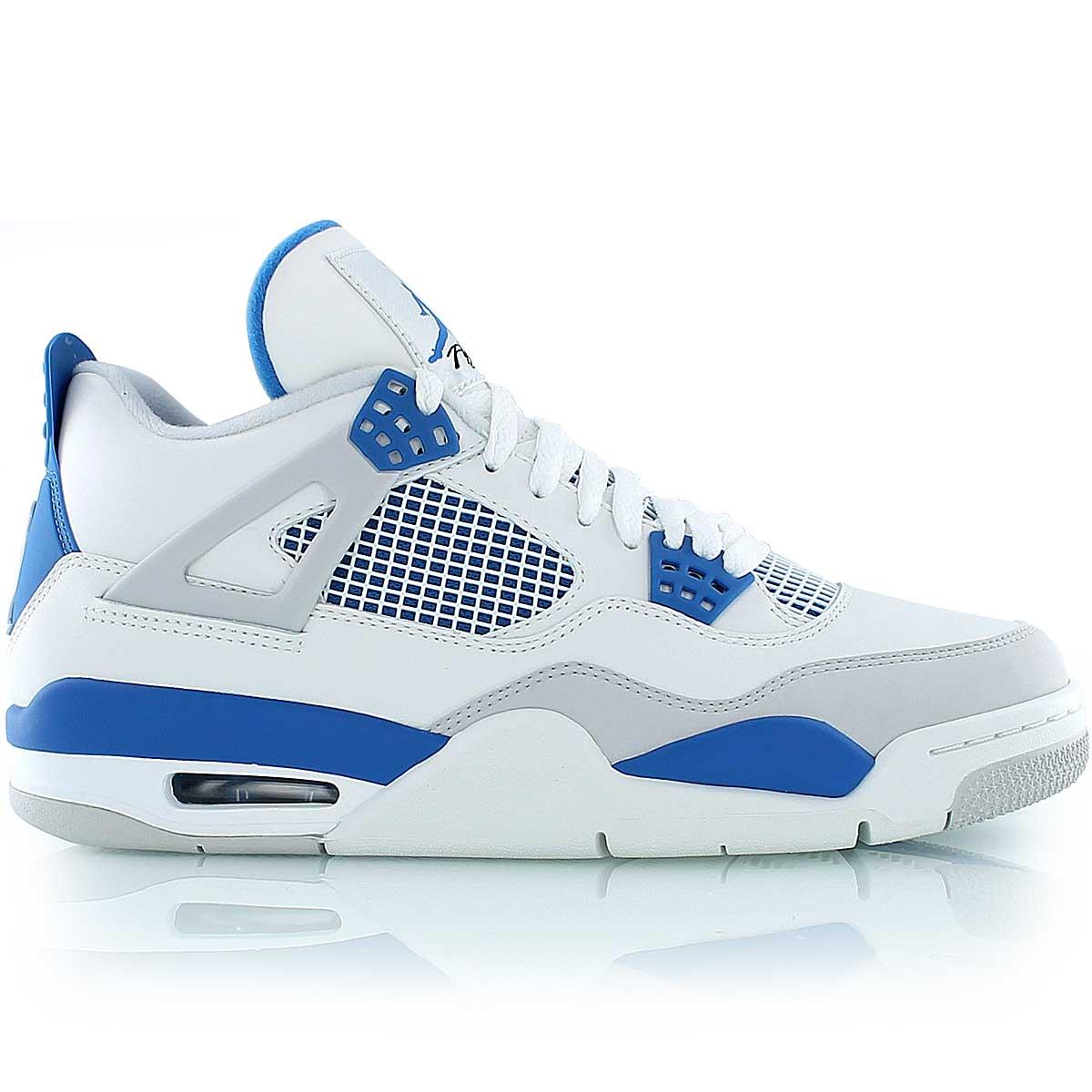 air jordan blanc et bleu