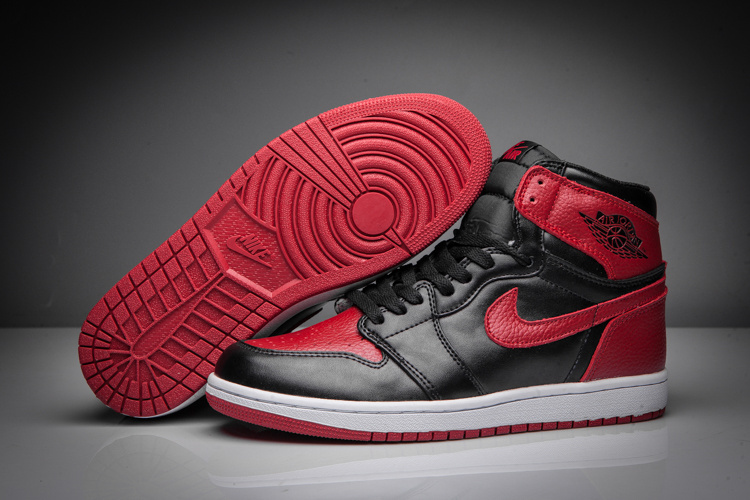 air jordan 1 retro noir rouge
